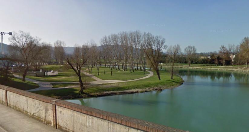 Parco lido tevere umbertide for Cabine del fiume bandera